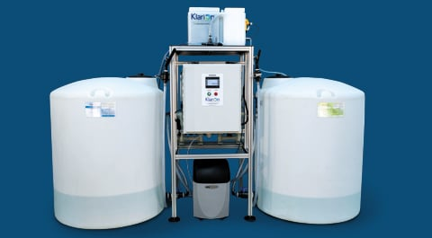 klarion cleaning and sanitizing system