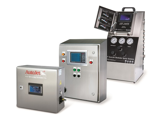 autojet spray controllers